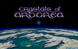 Crystals of Arborea