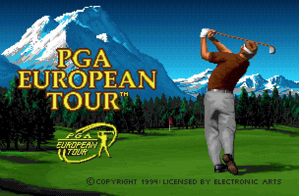 pga tour european