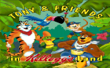Tony and Friends in Kellogg's Land